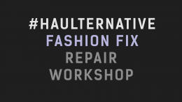 WLWA's Fashion Revolution Haulternative Video