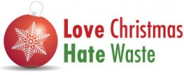 Love Christmas Hate Waste logo
